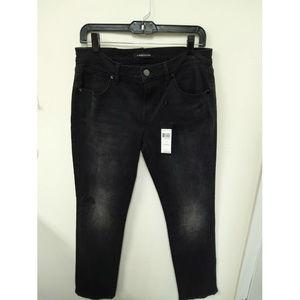 BCBGMaxAzria Women's Straight Leg Jeans Size 27